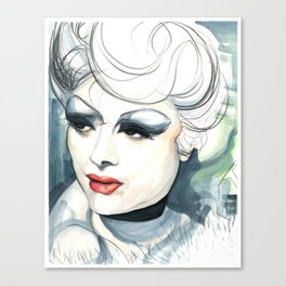 SANDRA MILO Canvas Print