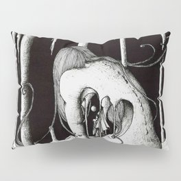 Inside the cave Pillow Sham