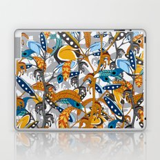 Multicolor Horse Feathers Laptop & iPad Skin