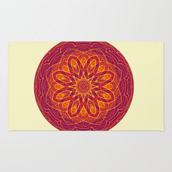 Kaleidoscope Sphere Rug