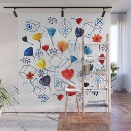 DOODLES Wall Mural