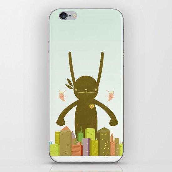 MONSTAA iPhone & iPod Skin