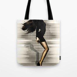 Equalizer Tote Bag