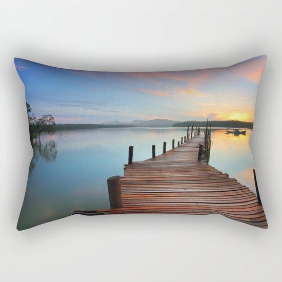 Sunset 2 Rectangular Pillow