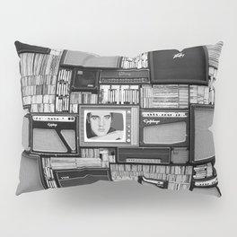 Vintage music Pillow Sham