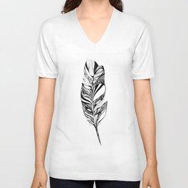Feather - Lucidity Unisex V-Neck