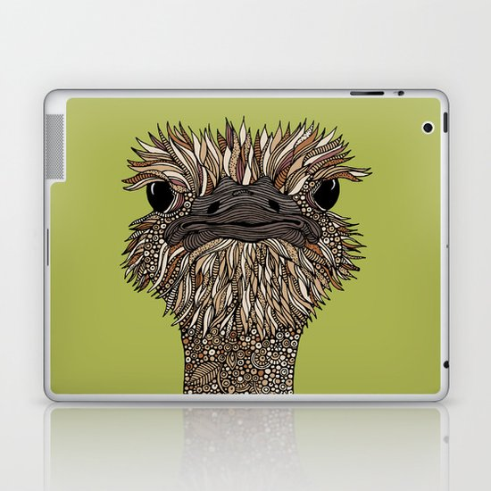 Hello Person Laptop & iPad Skin