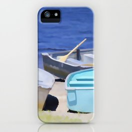 Boat for rent 2 iPhone Case