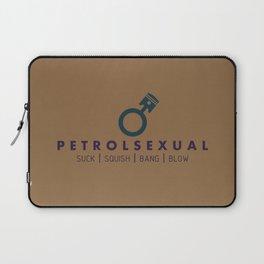 PETROLSEXUAL v4 HQvector Laptop Sleeve