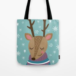 Merry xmass Tote Bag