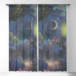 Galaxy. Order in chaos. Blackout Curtain