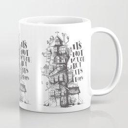 a humble residence Coffee Mug