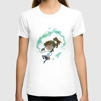 chibi T-shirts featuring Chibi Korra by Serena Rocca