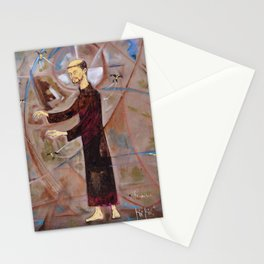 Francis of Assisi Francisco Juan Manuel Rocha Kinkin Stationery Cards