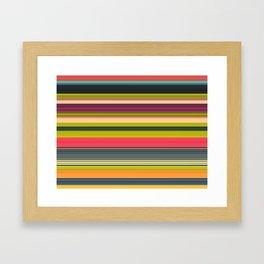 Invaders Framed Art Print