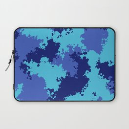 Camouflage ocean  Laptop Sleeve