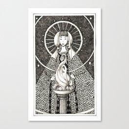Hestia Canvas Print