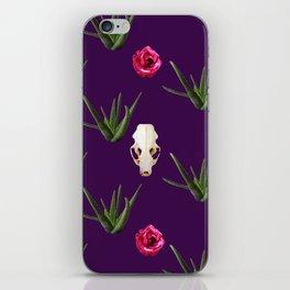 Flora and Fauna 4 iPhone Skin