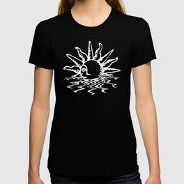 Emi and Jp Sun Rize Logo T-shirt