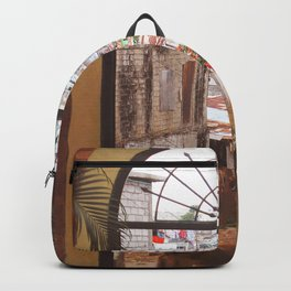 Gazing over Guayaquil Backpack