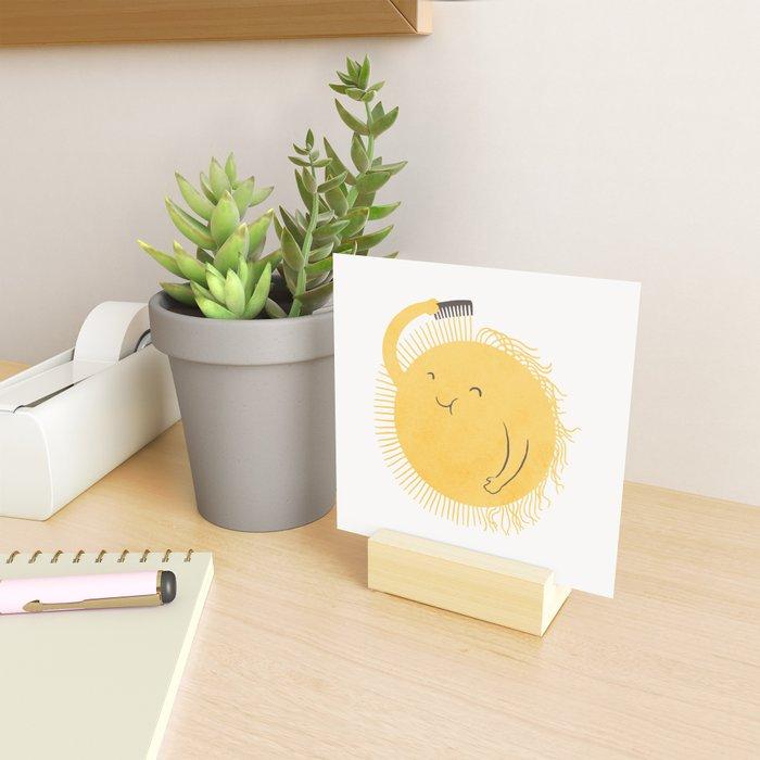 Good Morning, Sunshine Mini Art Print
