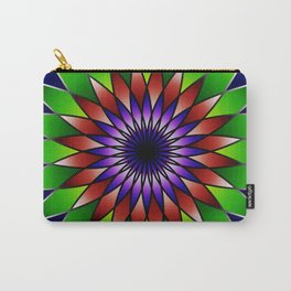 Queen of the valley mandala Carry-All Pouch