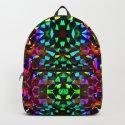 Glittering Kaleidoscope Mosaic Pattern by costa