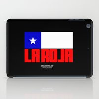 chile iPad Cases featuring Chile by Skiller Moves