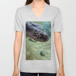 Turtle Time Unisex V-Neck