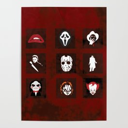 Horror Legends Poster