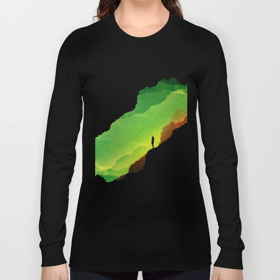 Toxic ISOLATION Long Sleeve T-shirt
