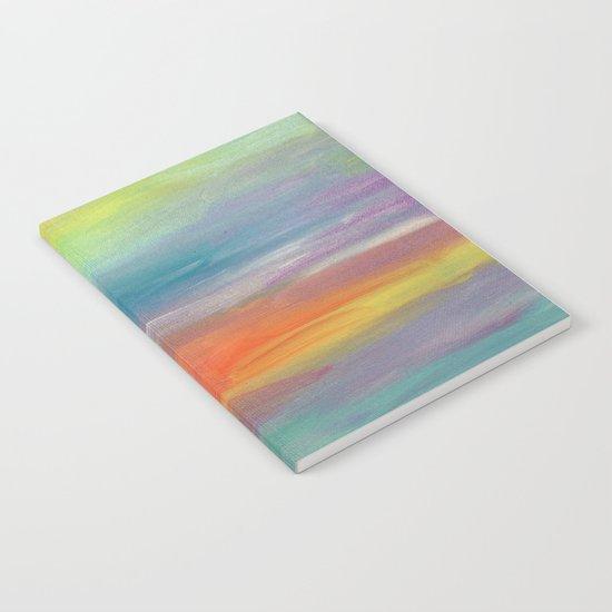 Opal Landscape Notebook