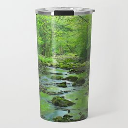 Rocky Forest Creek Travel Mug