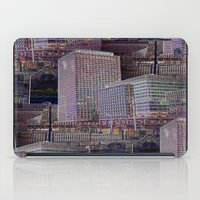 the office iPad Cases featuring office Dayze by David  Gough