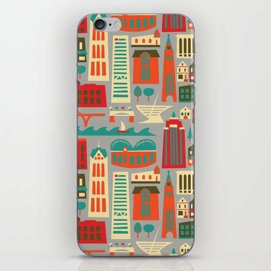 My Fair Milwaukee iPhone & iPod Skin
