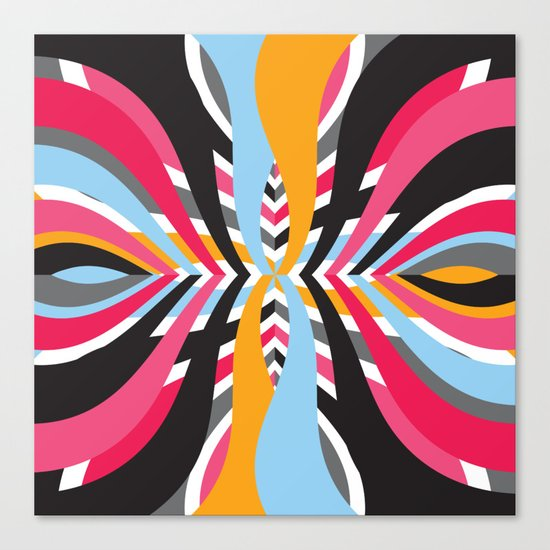 Mix #107 Canvas Print