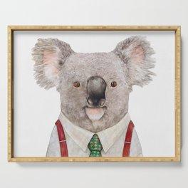 Koala Serving Tray