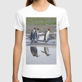 King Penguin Reflections T-shirt