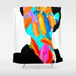 Carmen Shower Curtain