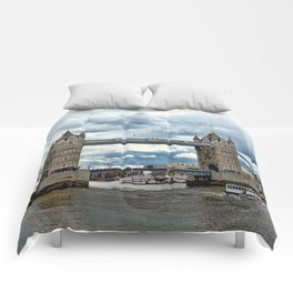 Stormy Day  Comforters