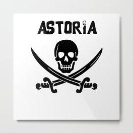 ASTORIA Metal Print