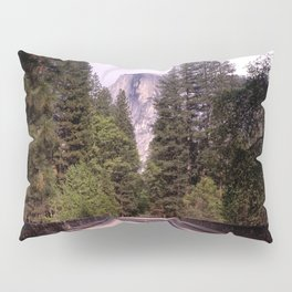 Ahwahnee Bridge, Yosemite Village Pillow Sham
