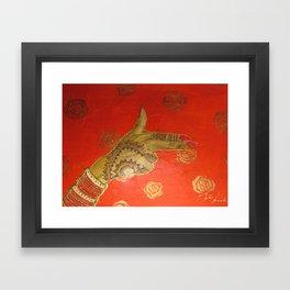 Guns n Roses Framed Art Print