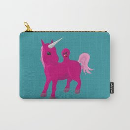 Unicorn with a Tumor Carry-All Pouch