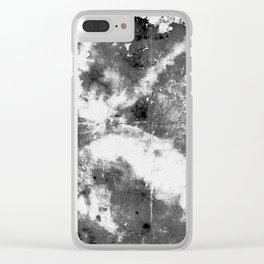 black anemone song Clear iPhone Case