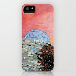 This Must Be The Place (Glass Igloo) iPhone Case