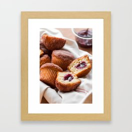 muffin Framed Art Print