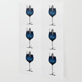 Wine night. Wallpaper