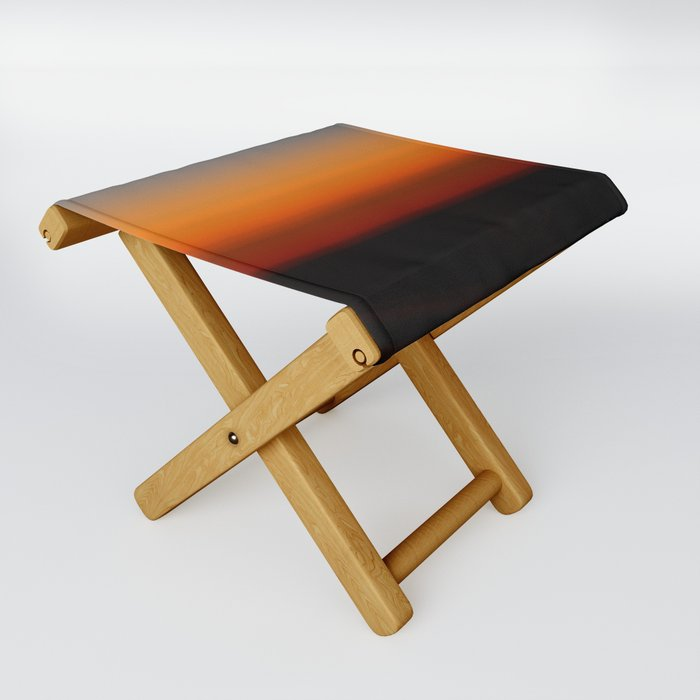 Sunrise Folding Stool