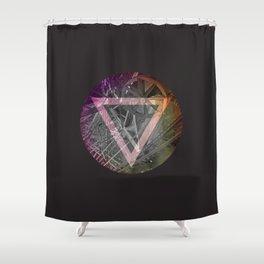 #popart Shower Curtain